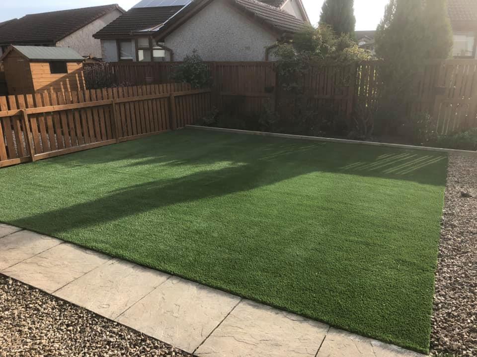 landscaping dunfermline