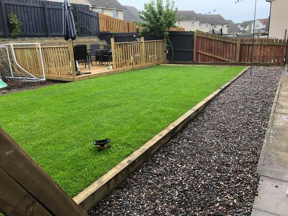 landscaping fife