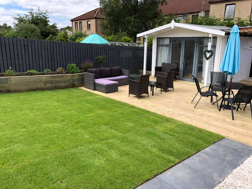 landscaping and garden company