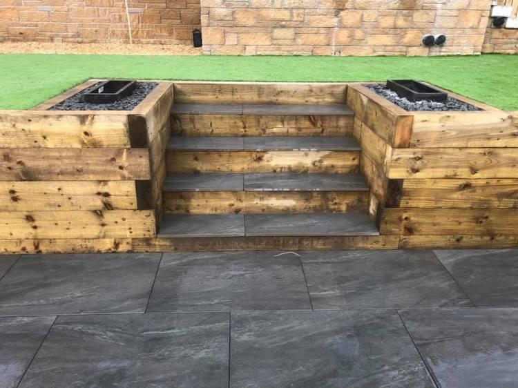 garden design fife