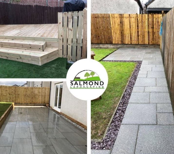 landscaping business fife